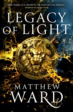 Legacy of Light (The Legacy Trilogy, #3)