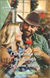 Christmas on the Ranch: A Clean Romance (Hearts of Big Sky Book 2)