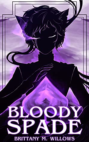 Bloody Spade (The Cardplay Duology, #1)