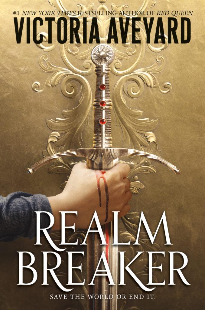Realm Breaker (Realm Breaker, #1)
