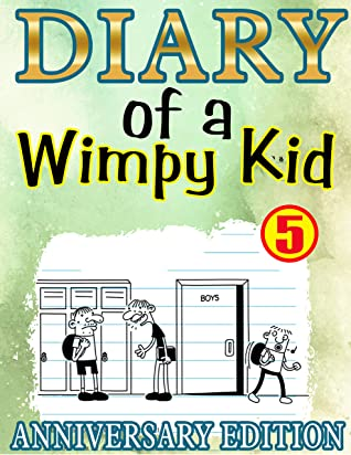 Childrens Books Full Series Wimpy Kid Funny: Vol 5 - Diary Ugly Truth