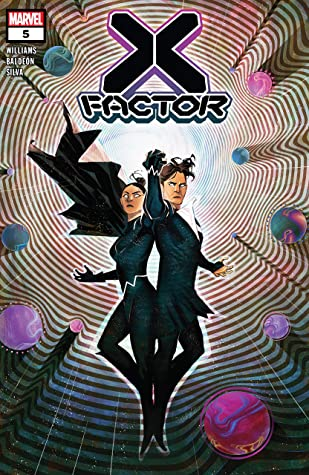 X-Factor #5 by Leah Williams