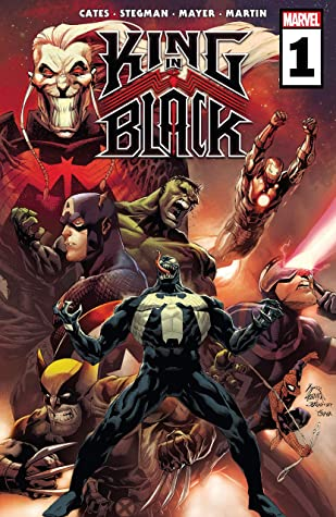 King In Black #1 by Donny Cates