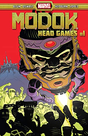 M.O.D.O.K.: Head Games (2020-) #1 (of 4)