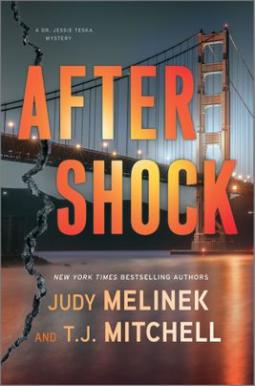 Aftershock (Jessie Teska, #2)