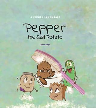 Pepper the Salt Potato