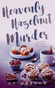 The Heavenly Hazelnut Murder (Southern Belle Cozy Mysteries, #2)