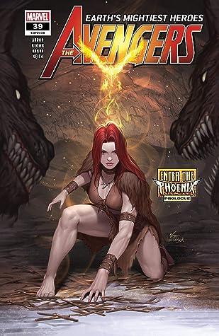 Avengers (2018-) #39 by Jason Aaron