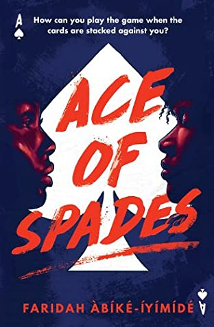 Book cover for Ace of Spades