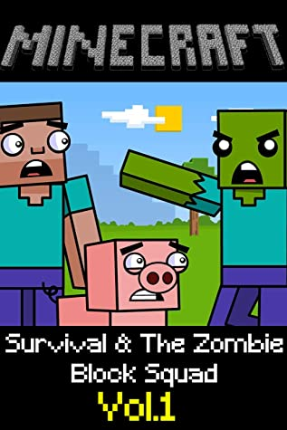 Survival & The Zombie | Block Squad: Minecraft funny story comics