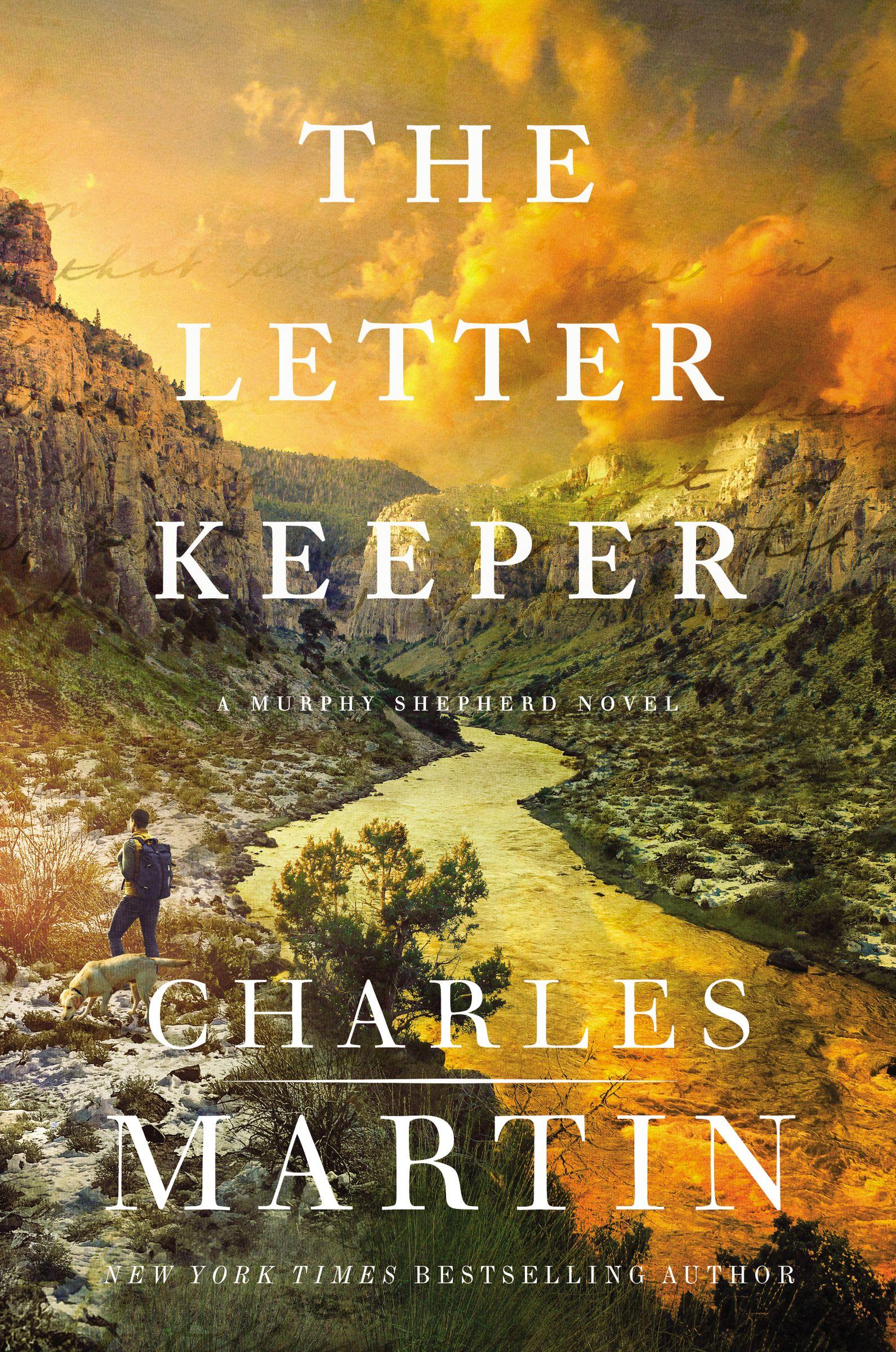 The Letter Keeper (Murphy Shepherd, #2)