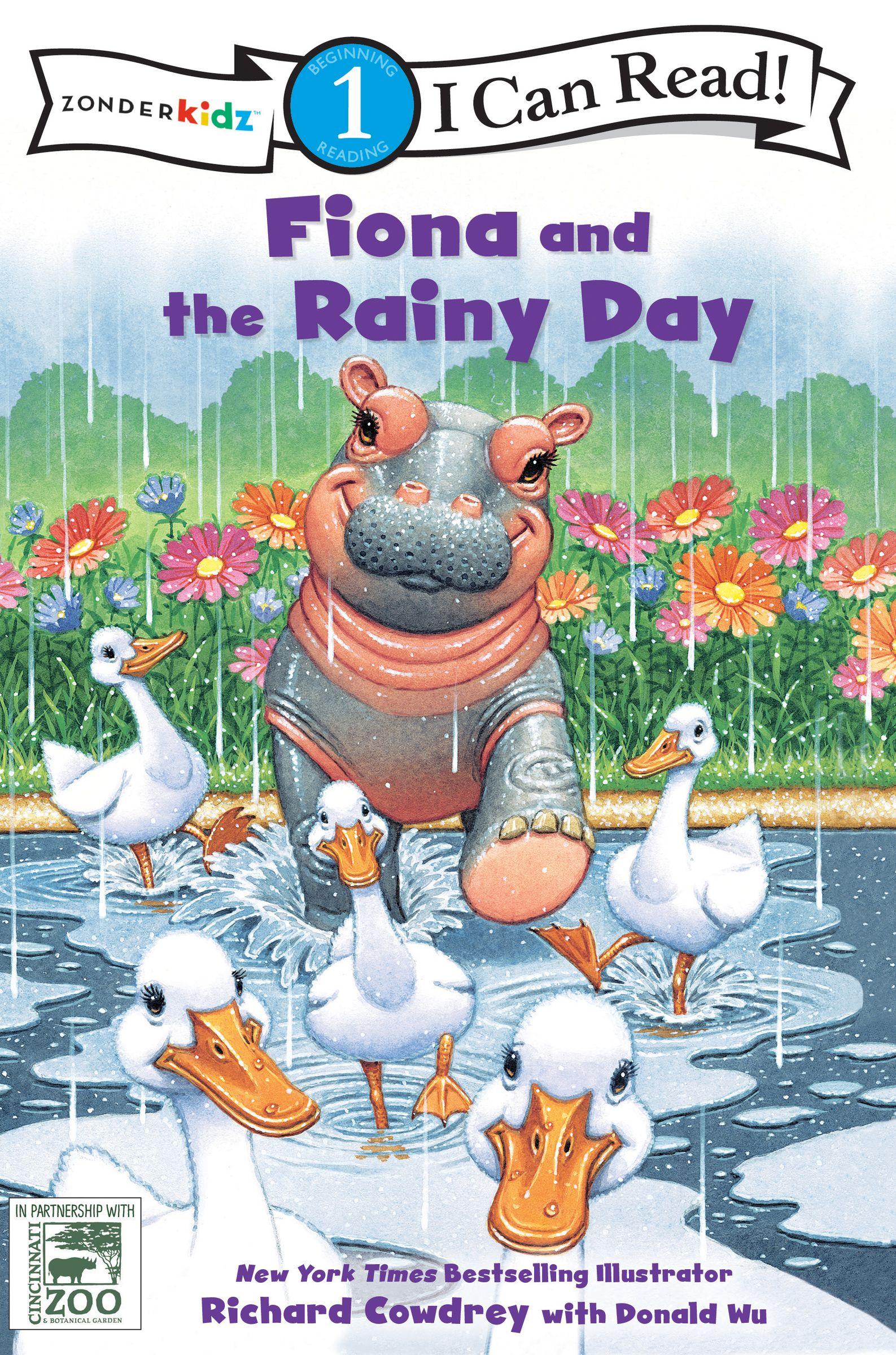 Fiona and the Rainy Day: Level 1
