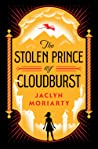 The Stolen Prince of Cloudburst (Kingdoms and Empires, #3)
