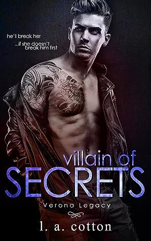 Villain of Secrets (Verona Legacy, #3)