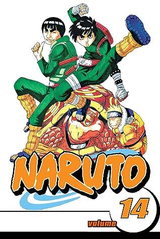 Best martial arts Manga: Naruto Uzumaki Manga Vol 14