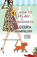 How to Frame a Fashionista