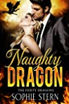 Naughty Dragon: A Dragon Shifter Romance (The Feisty Dragons Book 2)