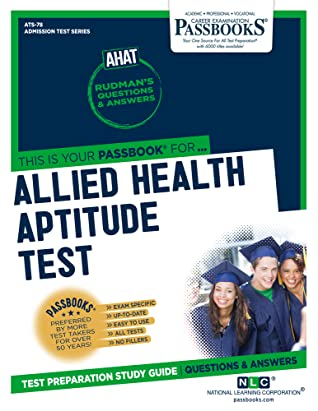 Allied Health Aptitude Test (AHAT)