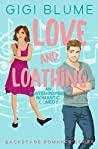 Love and Loathing (Backstage Romance, #1)