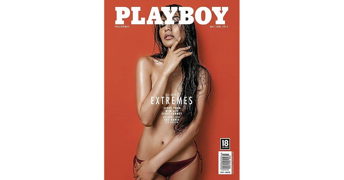 May playboy lea Coed of