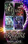 Tropical Dragons Series Boxset with Bonus Exclusive Short Story: A Sci-fi Fantasy Romance Series Books 1-3
