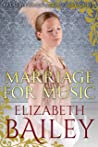 Marriage For Music (The Brides By Chance Regency Adventures Series Book 5)