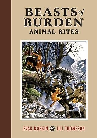 Beasts of Burden by Evan Dorkin