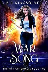 War Song (The Rift Chronicles, #2)