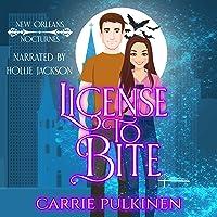 License to Bite (New Orleans Nocturnes, #1)