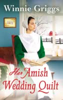 Her Amish Wedding Quilt (Hope's Haven, #1)