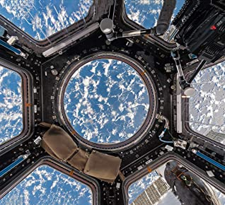 Interior Space: A Visual Exploration of the International Space Station: Photographs by Paolo Nespoli & Roland Miller