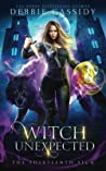 Witch Unexpected (The Thirteenth Sign #1)