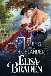 The Taming of a Highlander (Midnight in Scotland #2)