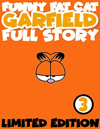 Best Children Books Garfield Collection Full Series: Limited Edition Book 3