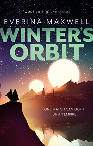 Book cover for Winter's Orbit