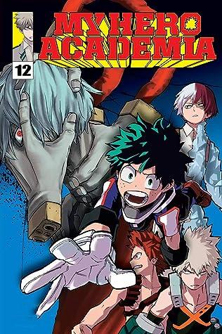 Fantasy Manga Of The World 2020: My Hero Academia Manga vol 12