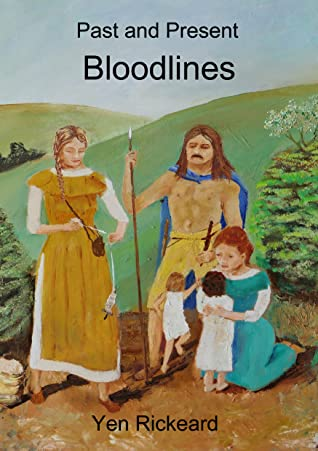 Past and Present Bloodlines (The Danny Sharp series 'Time and Again' Book 8)