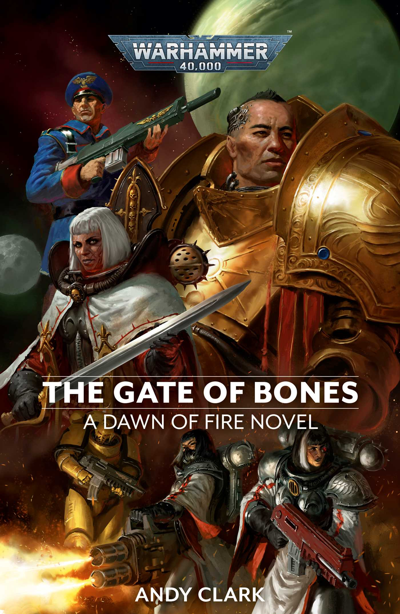 The Gate of Bones (Dawn of Fire #2)
