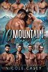 Ten Mountain Men's Baby: A Reverse Harem Romance (Love by Numbers, #9)