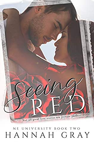 Seeing Red (NE University, #2)