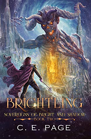 Brightling (Sovereigns of Bright and Shadow, #2)