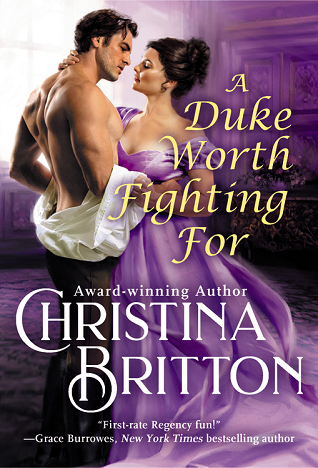 A Duke Worth Fighting For (Isle of Synne, #3)