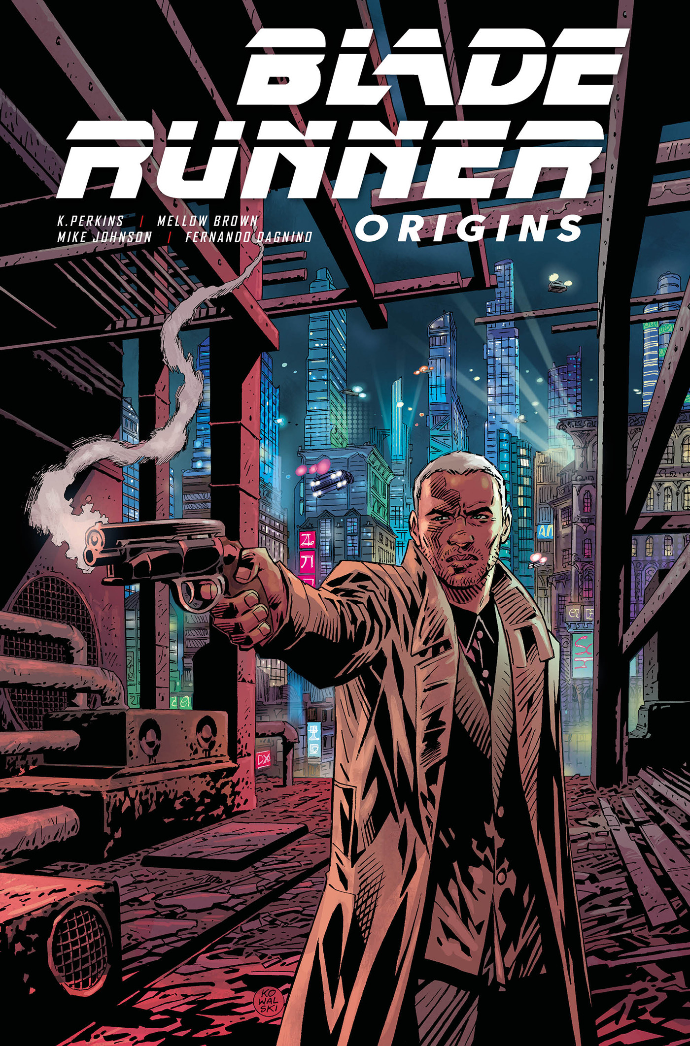 Blade Runner: Origins Vol. 1