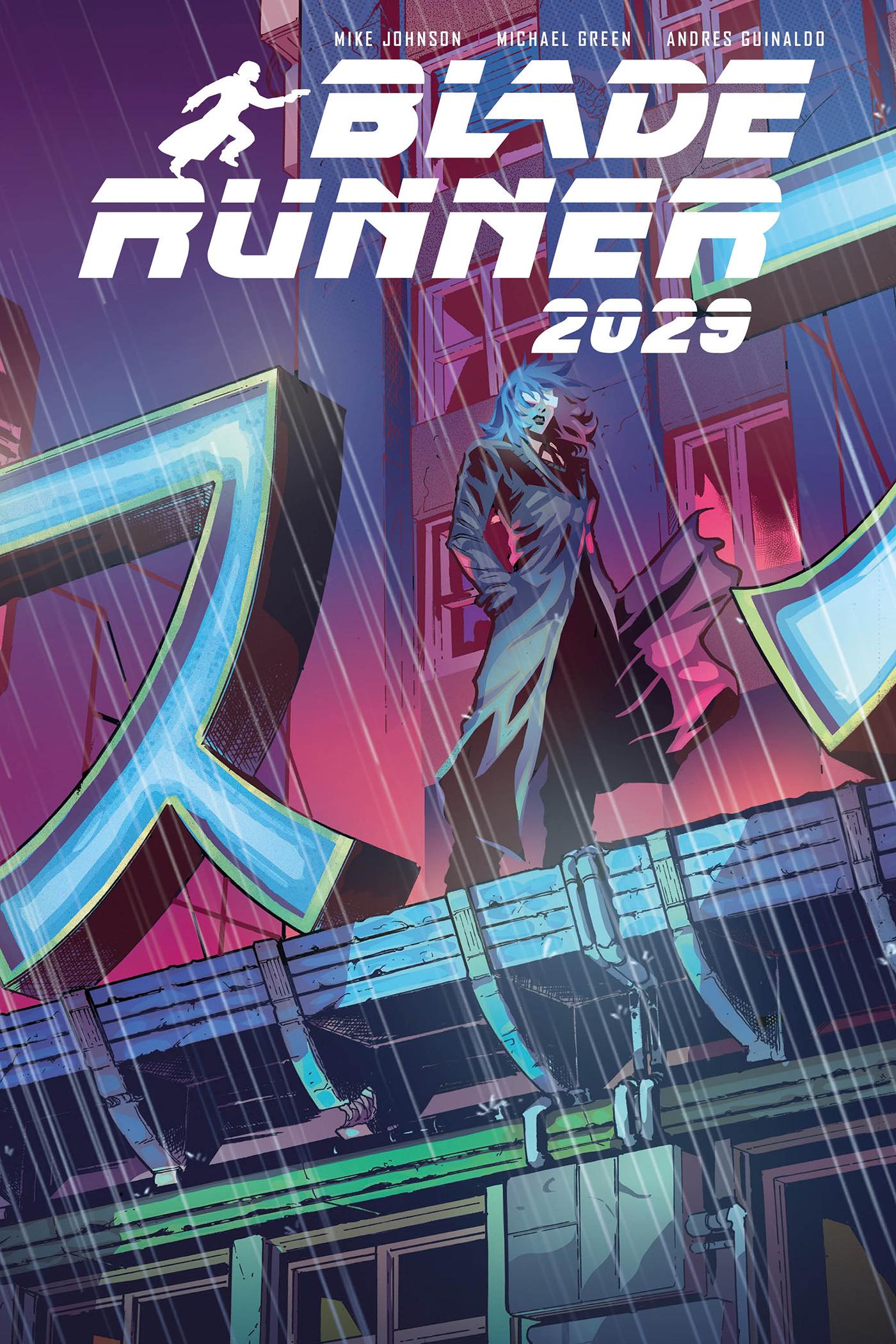 Blade Runner 2029 Vol. 1