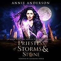 Priestess of Storms & Stone (Rogue Ethereal, #5)