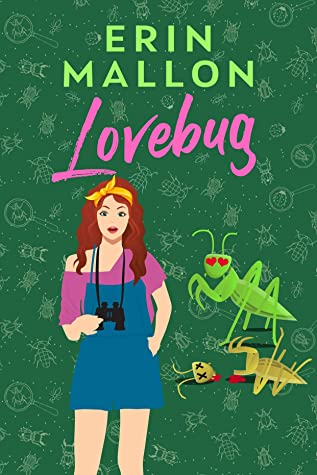 Lovebug, book cover