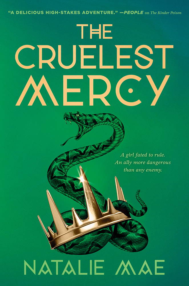 The Cruelest Mercy (The Kinder Poison #2) by Natalie Mae