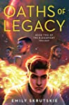 Oaths of Legacy (The Bloodright Trilogy, #2)
