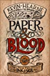 Paper & Blood (Ink & Sigil, #2)