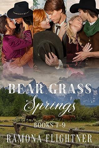 Bear Grass Springs Boxset 3: Books 7-9: Unbridled Montana Love, Montana Vagabond, Exultant Montana Christmas
